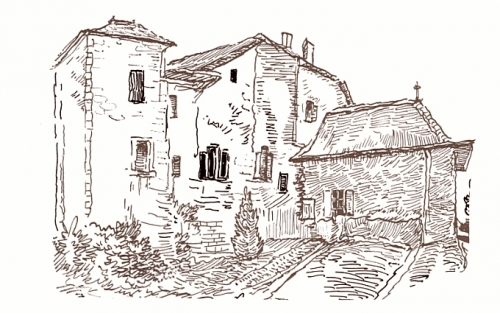 Maison Buttin-de-Loës en quelques traits